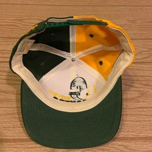 NFL Accessories - VTG Nfl Football Green Bay Packers Snapback Hat
